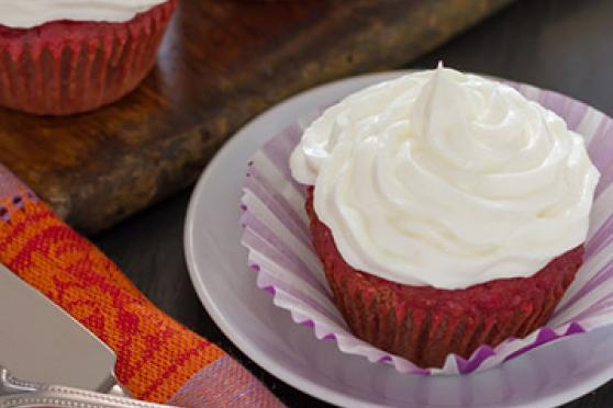 "Make Your Heart ""Beet"" Cupcakes"