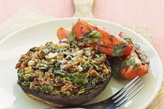 grilled-stuffed-portobello-mushrooms