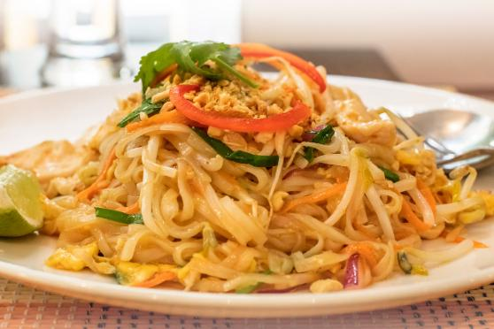 Photo: Spicy Peanut Noodles