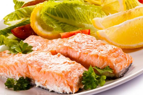 Photo: Zesty Baked Salmon